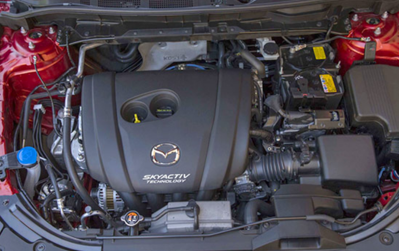 2021 Mazda CX-5 Engine