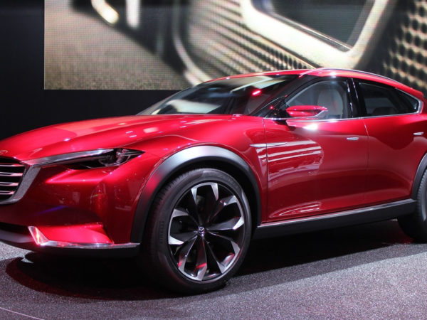 2021 Mazda Cx 3 Ground Clearance Electric Feature