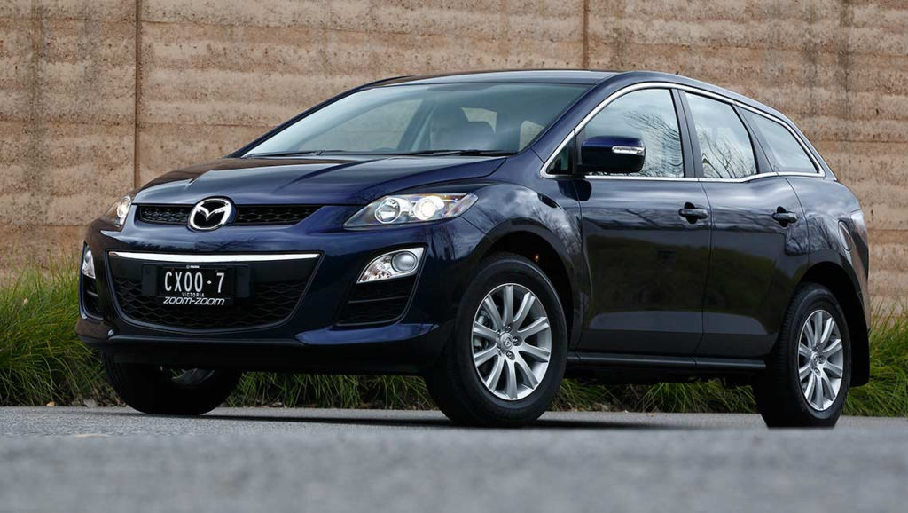 Mazda CX 7 Used Review 2009 2012 CarsGuide