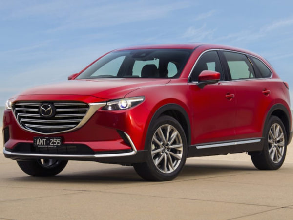 Mazda CX 9 2017 Pricing And Spec Confirmed Car News