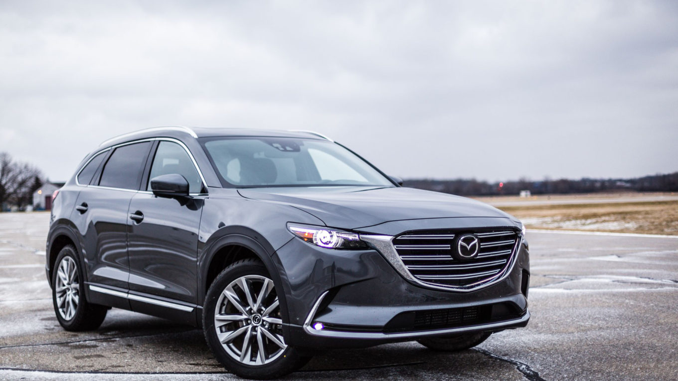 2017 Mazda CX 9 In Depth Model Review Car And Driver