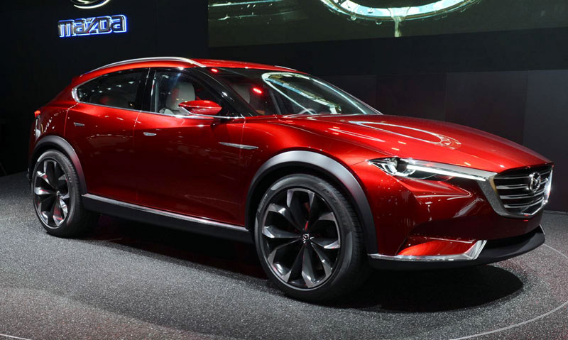 Mazda CX 9 Might Make Its Mark In Europe With Diesel