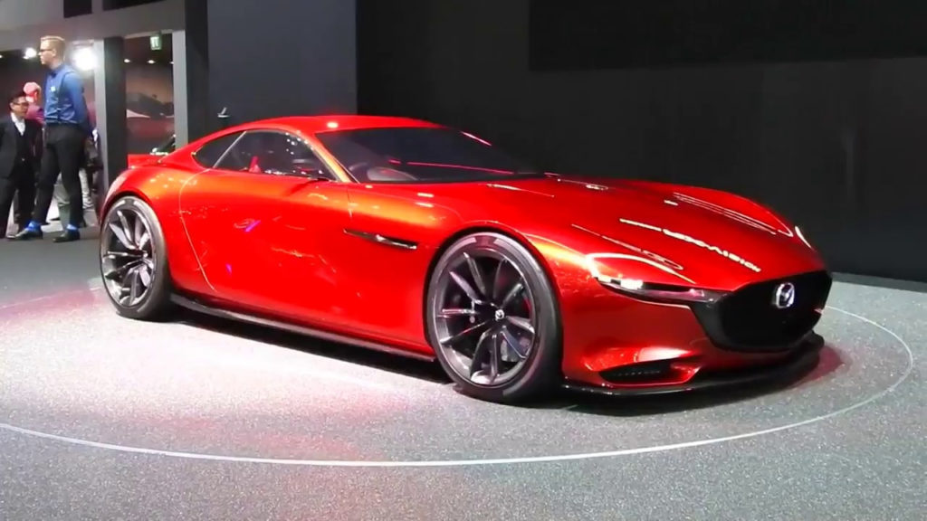 2020 Mazda RX 9 Rumors Design Release Date Engine And