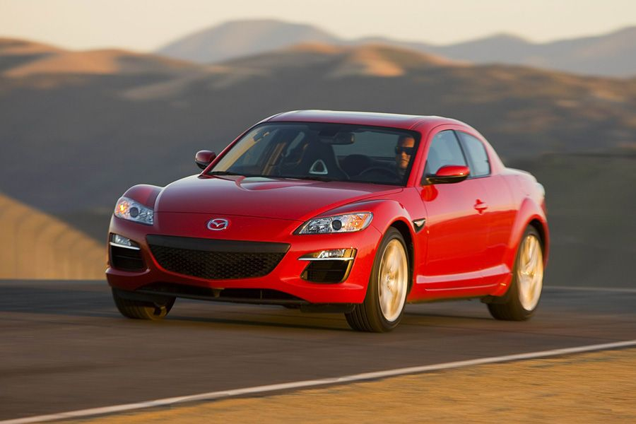 Mazda RX 8 Coupe Models Price Specs Reviews Cars