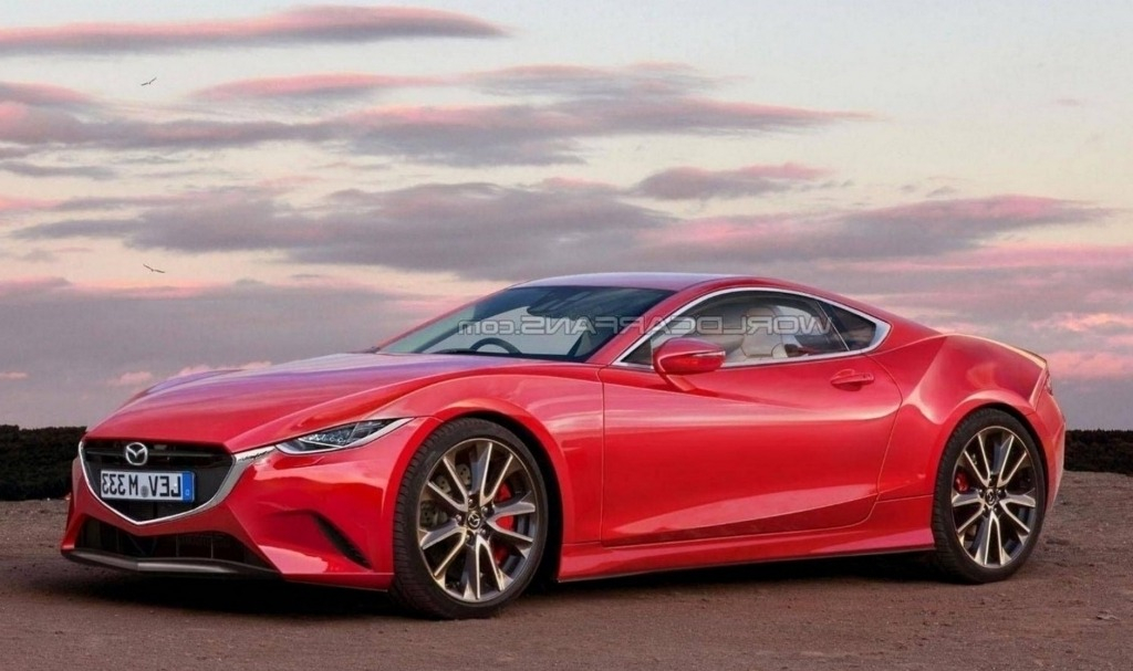 2019 Mazda RX8 Concept New Cars Coming Out