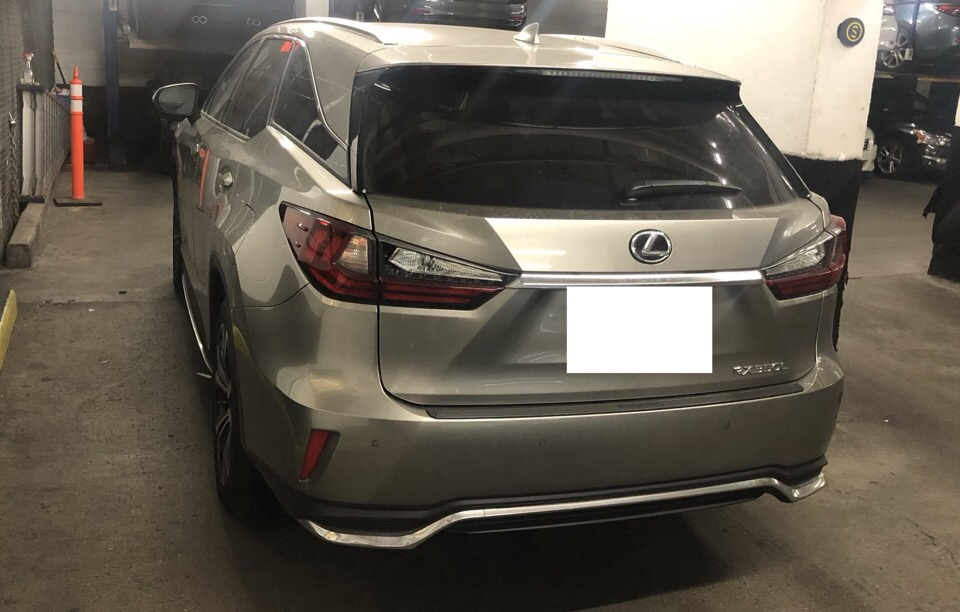 Lexus RX 350L 2018 Lease Deals In New York New York