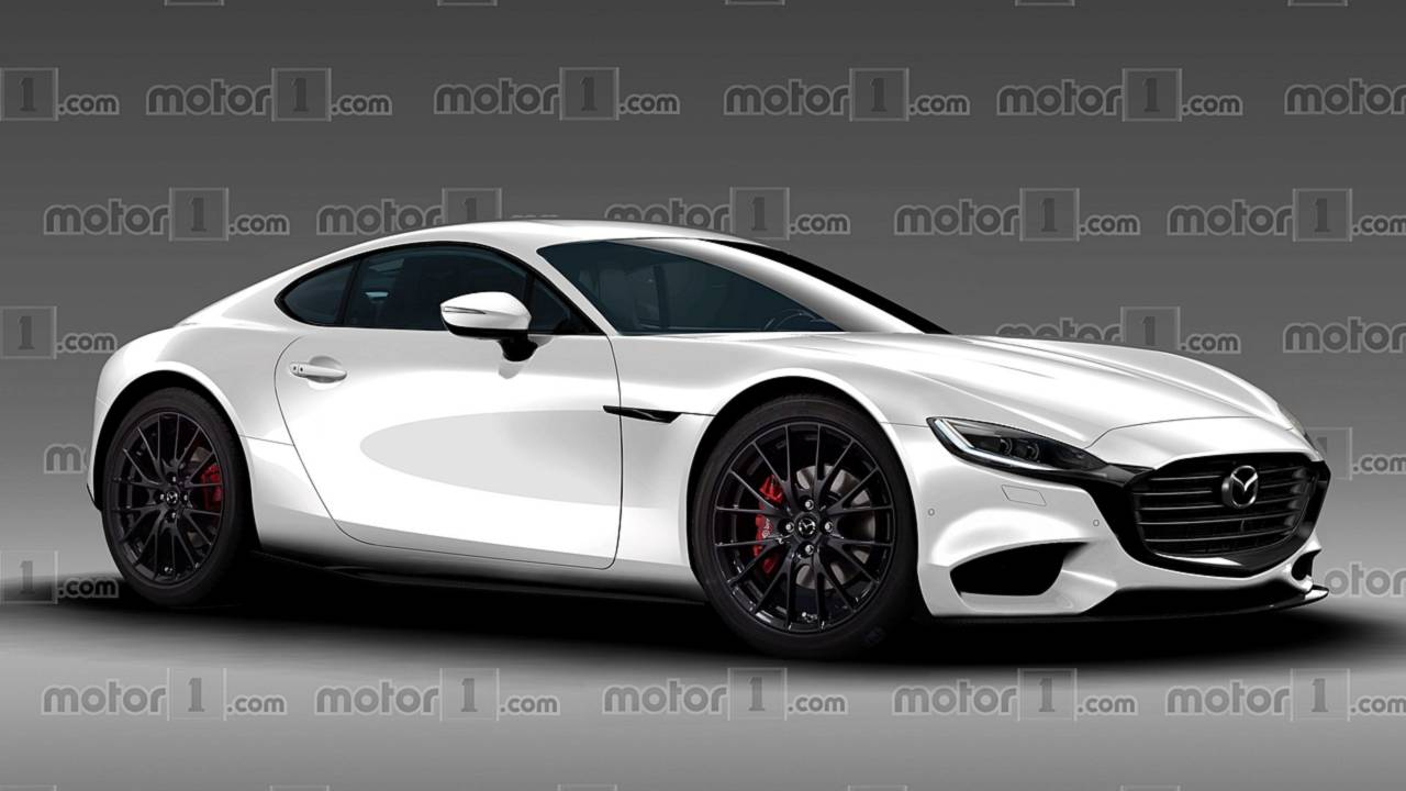 New Mazda RX 9 Render Is One Step Closer To Rotary Comeback
