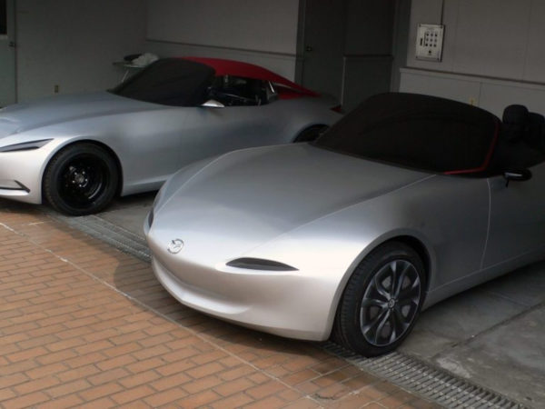 Mazda MX 5 Miata Design Proposals Reveal What Could Have Been