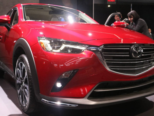 Next Mazda CX 3 To Grow Up And Get Cutting Edge Engine