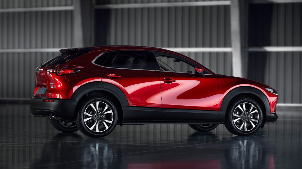 Meet The Mazda CX 30 A New Crossover Between The CX 3 And