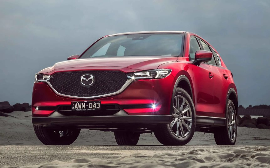 new 2022 mazda cx 5 facelift changes, engine, release date
