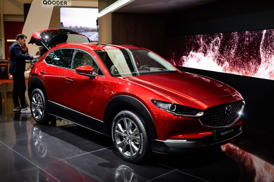 2020 Mazda CX 30 Top High Resolution Pictures New Blog