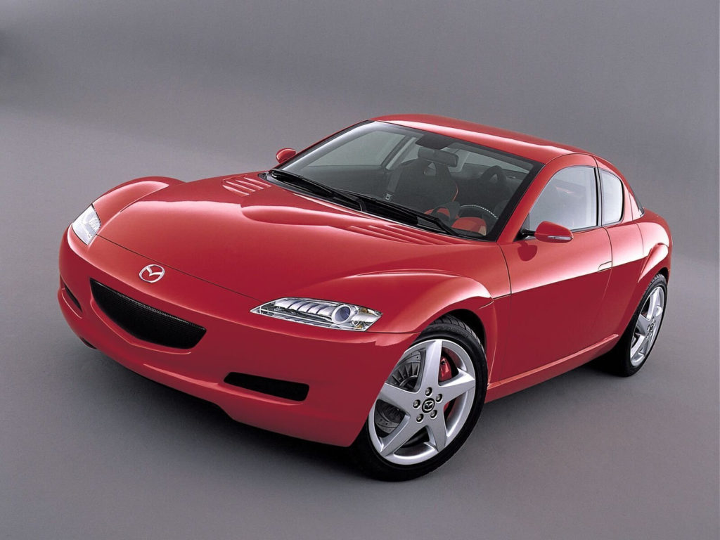 2005 Mazda RX 8 Review Top Speed