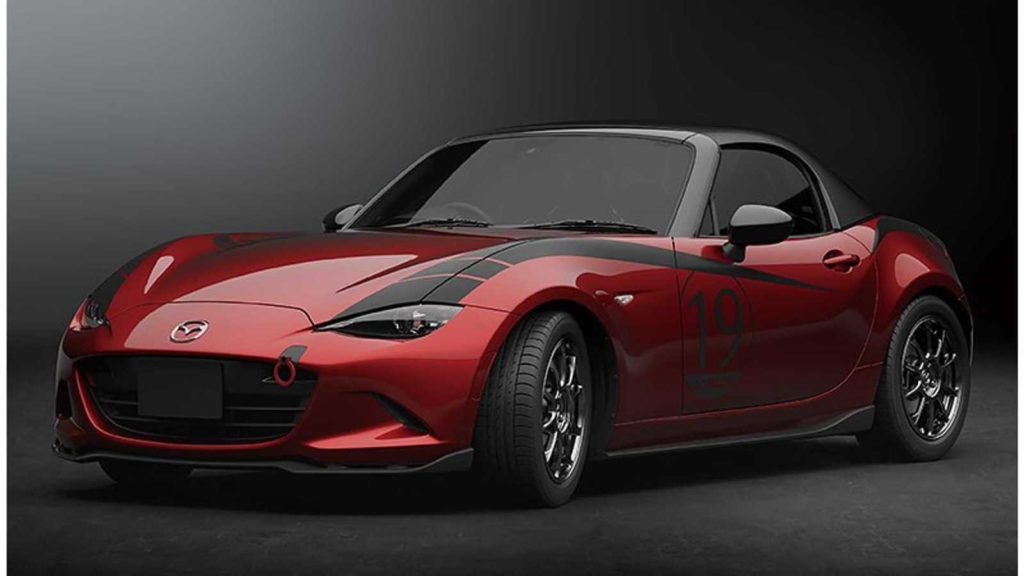 Mazda Is Set To Put On One Hell Of A Showing At The 2019