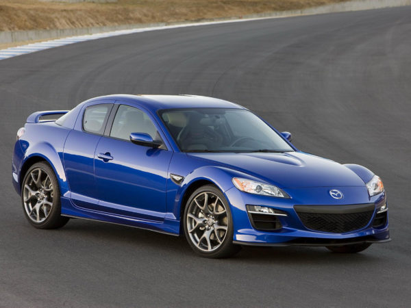 2010 2011 Mazda RX 8 Top Speed