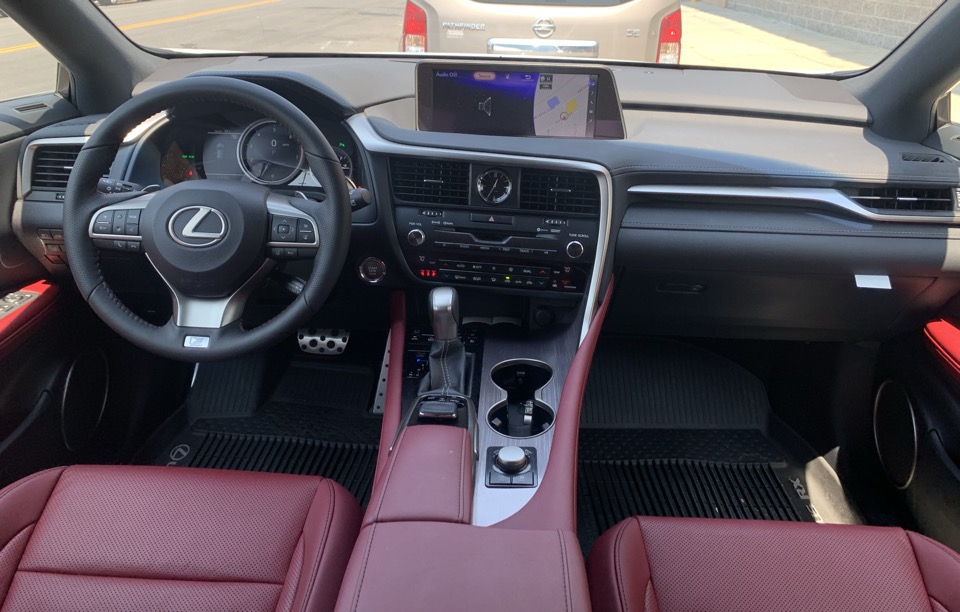 Lexus RX 350 2019 Lease Deals In New York Current Offers