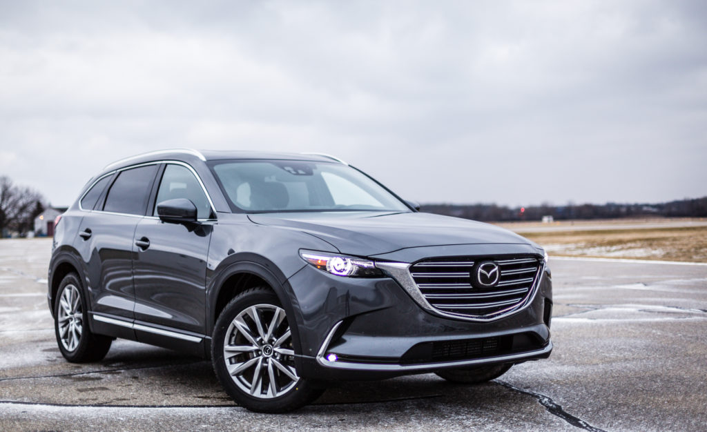 2017 Mazda CX 9 Cars Exclusive Videos And Photos Updates