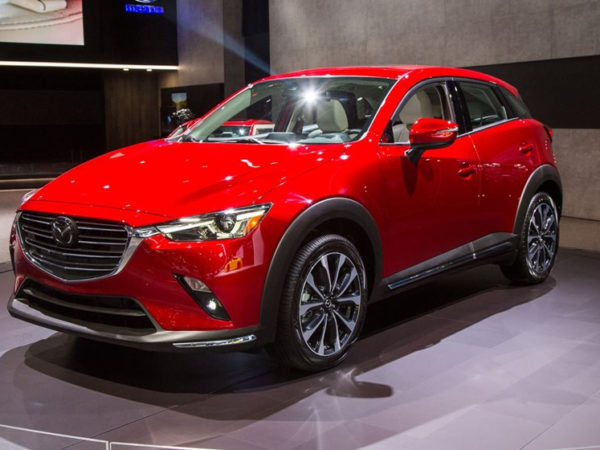2019 Mazda CX 3 Revealed In New York With Subtle