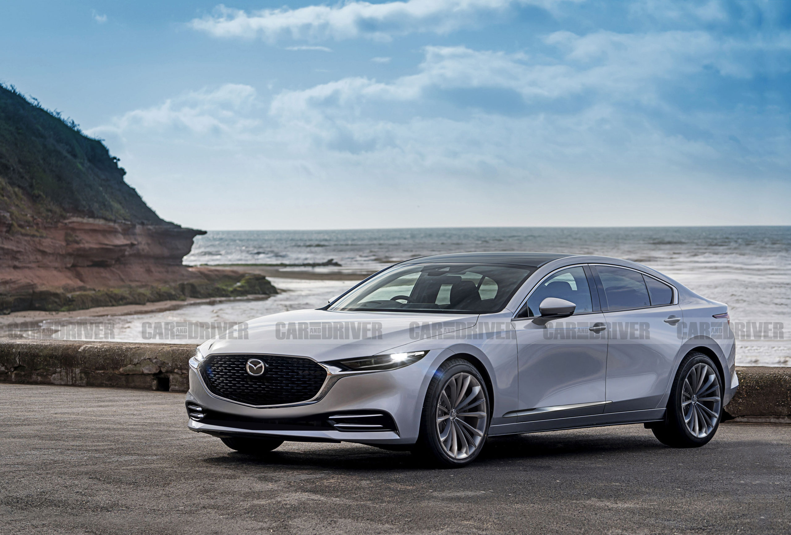 new when does the 2022 mazda 6 come out | 2021 mazda