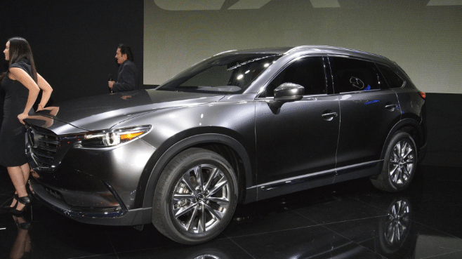 2020 Mazda CX 9 Concept Engine And Release Date US