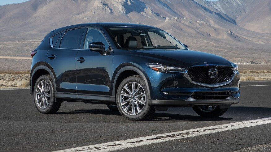 When Is The 2022 Mazda CX 5 Coming Out | 2021 Mazda