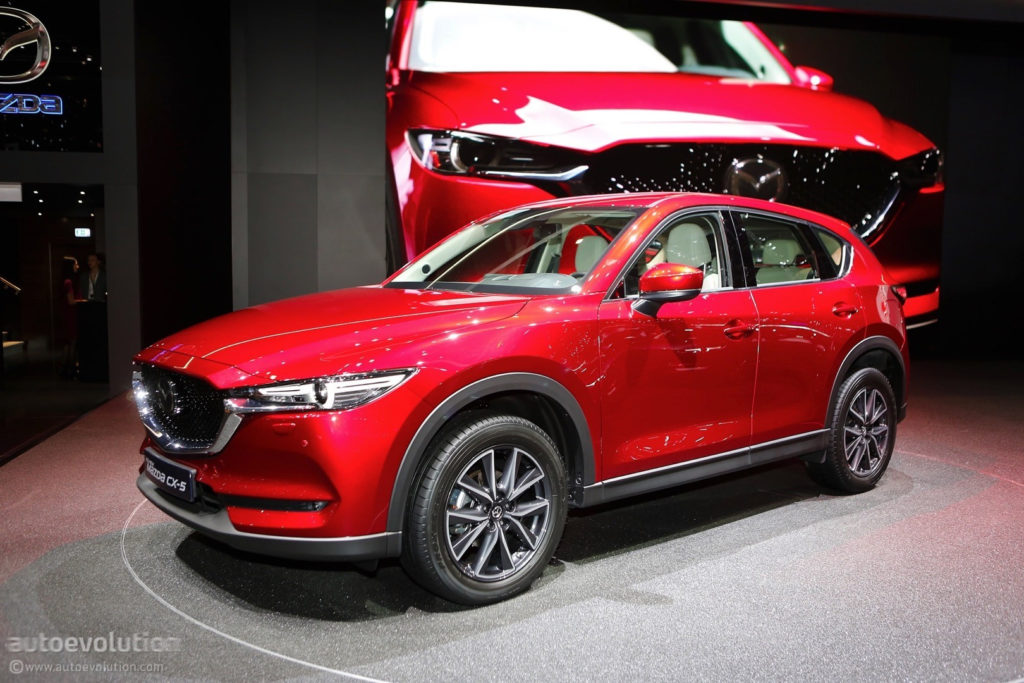 2018 Mazda CX 8 Teased Confirmed With Six And Seven Seats