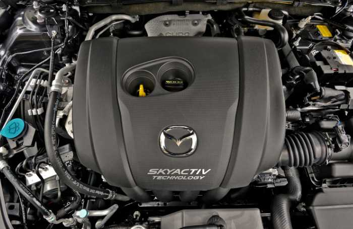 When Will The 2022 Mazda 6 Be Released Engine